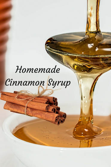 Homemade Cinnamon Syrup Picture