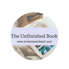 The UnFinished Book by Kristen Wambach