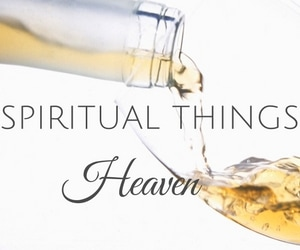 Spiritual Things Picture