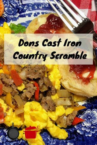 Don's Cast Iron Country Scramble Picture