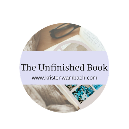 The UnFinished Book Picture